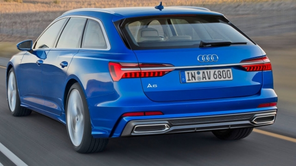Audi A6 Avant (2019) The Most Beautiful Wagon?
