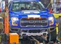 2019 FORD F-150 PRODUCTION
