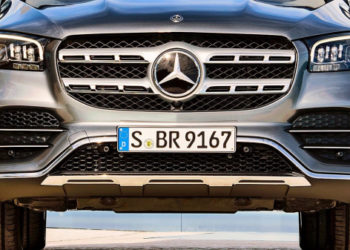 2020 MERCEDES GLS – The S-Class of SUVs