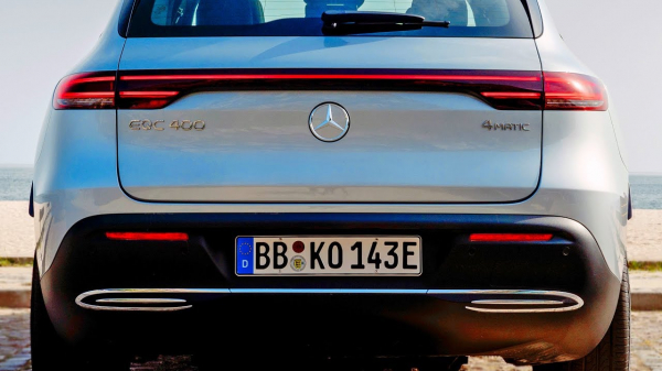 2020 MERCEDES EQC 400 Edition 1886 – Electric SUV
