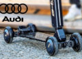 AUDI e-tron Scooter – Premium Kick-Scooter