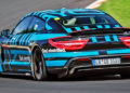 2020 PORSCHE TAYCAN – Lap Record at the Nürburgring