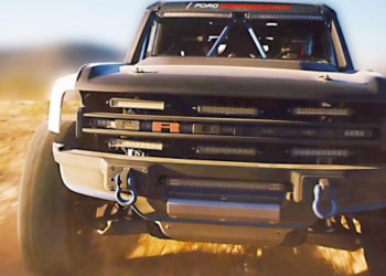 Ford Bronco R prototype – Hinting at upcoming 2021 Ford Bronco