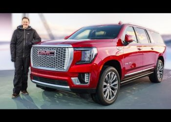 2021 GMC Yukon – Premium SUV made in USA – World Premiere