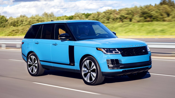 2021 Range Rover 'Fifty' Autobiography | Still the Best Luxury SUV? – Interior and Exterior Details