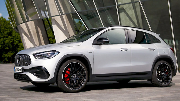 2021 Mercedes GLA 45 S AMG – The World's Most Powerful 4-cylinder