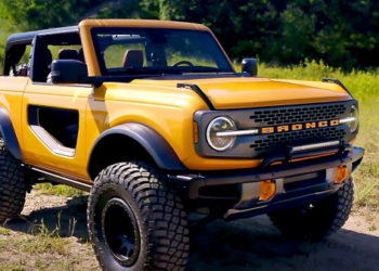 2021 FORD BRONCO – Design, Interior, Off-Road Demonstration | Ready to fight Jeep Wrangler