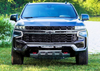 2021 Chevrolet Suburban Z71 – Interior and Exterior Details – Best Large SUV?