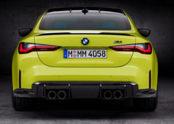 2021 BMW M4 – First Look – Specs and Features