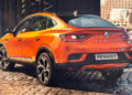 Renault Arkana (2021) Hybrid SUV Coupe for Europe