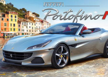 2021 Ferrari Portofino M reveal | M for 'Modificata'