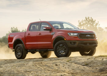 Новый пикап Ford Ranger Tremor: почти Raptor