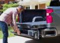 2021 Chevrolet Silverado 1500 Multi-Flex Tailgate Feature