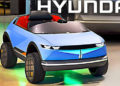 Hyundai Electric Car for Kids