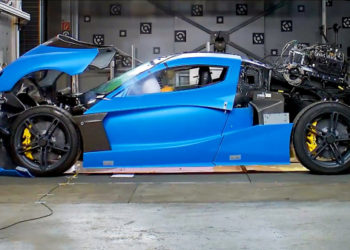 Rimac C2 Crash Test – Impressive Result!
