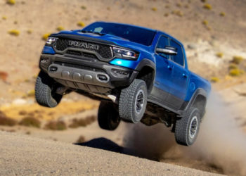 Ram 1500 TRX 2021 – Off-Road Test Drive – The Ford F150 Raptor killer
