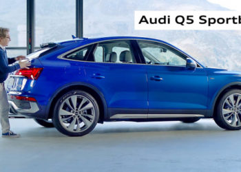 Audi Q5 Sportback reveal (2021) Ready to fight BMW X4