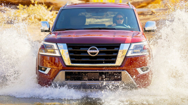 New 2021 Nissan Armada / Patrol – Full-Size SUV ready to fight Chevrolet Tahoe