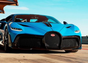 Bugatti Divo – Built for Corners