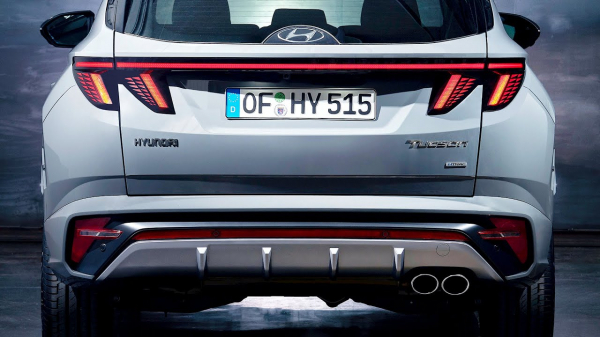 Hyundai Tucson N Line 2021 Full Details | Sporty Looking SUV