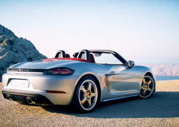 2021 Porsche 718 Boxster 25 Years – Very Special Edition