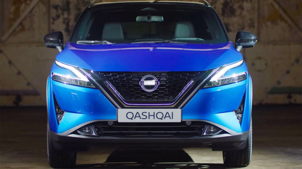 New Nissan Qashqai 2021 – Design and Interior Details