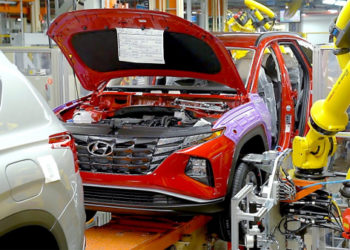 2022 Hyundai Tucson PRODUCTION – American Car Factory