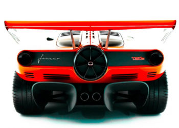 Gordon Murray T50s Niki Lauda Supercar | Specs | Design Details
