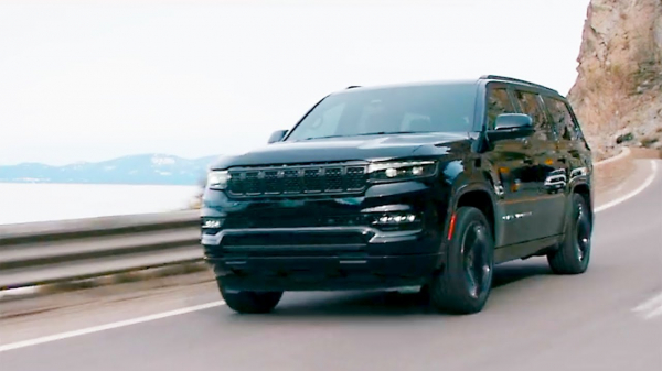 2022 Grand Wagoneer FIRST LOOK Interior and Exterior Design | V8 Engine Premium SUV