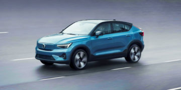 2022 Volvo C40 Recharge REVEAL – Electric SUV Coupe