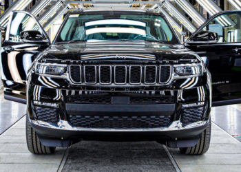 2021 Jeep Grand Cherokee L PRODUCTION | Detroit Assembly Complex #Jeep