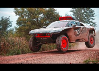 Audi RS Q e-tron | Electric Extreme Off Road SUV for the 2022 Dakar Rally | Full Presentation